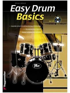 Oliver Kölsch: Easy Drum Basics (Book/CD) Books and CDs | Drums