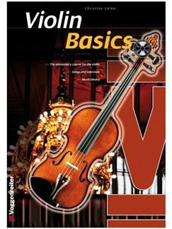 Christine Galka: Violin Basics (Book/CD) Books and CDs | Violin