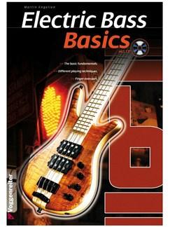 Martin Engelien: Electric Bass Basics (Book/CD) Books and CDs | Bass Guitar