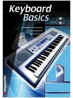 Herbert Kraus: Keyboard Basics (Book/CD) Books and CDs | Keyboard