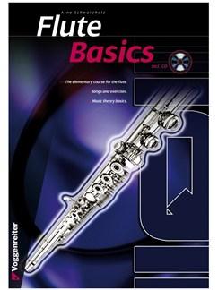 Arne Schwarzholz: Flute Basics (Book/CD) Books and CDs | Flute
