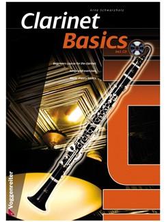 Arne Schwarzholz: Clarinet Basics (Book/CD) Books and CDs | Clarinet