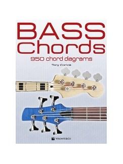 Bass Chords (950 Chords) Books | Bass Guitar
