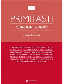 "Primi Tasti ""Colonne Sonore"" Books 