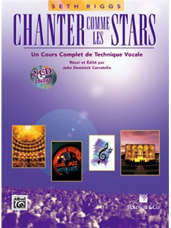 Chanter Comme Les Stars + 2CD (French Edition) Books and CDs | Voice