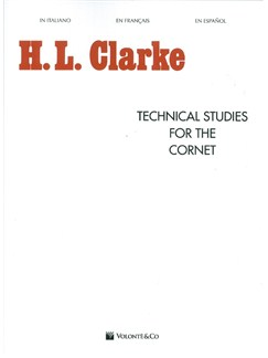H.L. Clarke: Technical Studies For The Cornet Books | Cornet