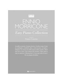 Ennio Morricone: Easy Piano Collection Books | Piano
