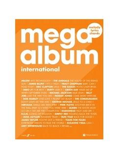 Mega Album International Books | Guitar