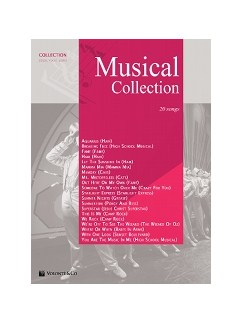 Musical Collection Books | Piano, Vocal & Guitar