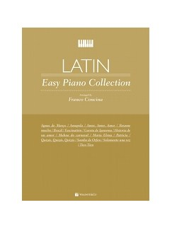 Latin - Easy Piano Collection Books | Piano