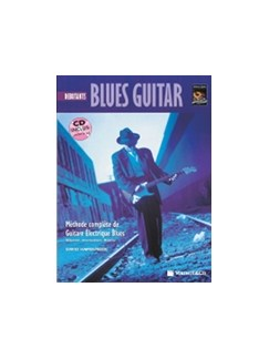 Blues Guitar Debutant TAB + CD - (French Edition) Books and CDs | Guitar