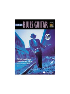Blues Guitar Intermediaire TAB + CD (French Edition) Books and CDs | Guitar