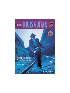 Blues Guitar Mastering TAB + CD (French Edition) Books and CDs | Guitar
