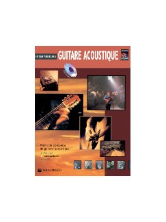 Guitare Acoustique Intermediaire + CD (French Edition) Books and CDs | Guitar