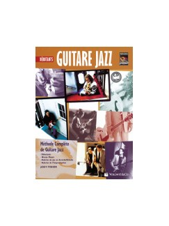 Guitare Jazz Debutant TAB + CD (French Edition) Books and CDs | Guitar