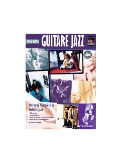 Guitare Jazz Moyen TAB + CD (French Edition) Books and CDs | Guitar
