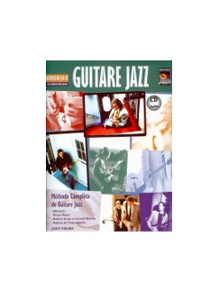 Guitare Jazz Maitrise Du Jeu En Accords/Mélodie + CD (French Edition) Books and CDs | Guitar