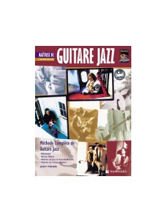 Guitare Jazz Maitrise Improvisation TAB + CD (French Edition) Books and CDs | Guitar