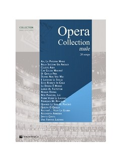 Opera Collection (Male) Books | Piano, Vocal & Guitar