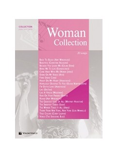 Woman Collection Books | Piano, Vocal & Guitar