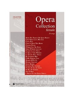 Opera Collection (Female) Books | Piano, Vocal & Guitar