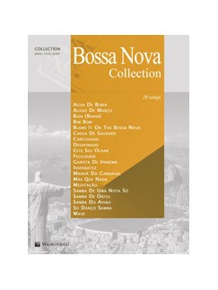 Bossa Nova Collection Books | Piano, Vocal & Guitar