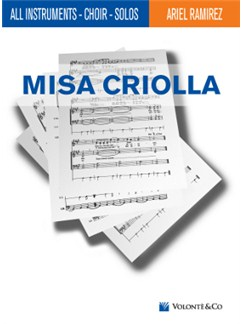 Ariel Ramirez: Misa Criolla Books | Orchestra