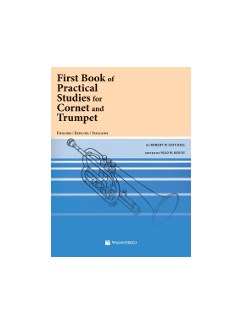 First Book Of Practical Studies Books | Trumpet