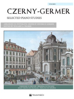 Selected Piano Studies - Czerny Germer (French/Spanish Edition) Books | Piano