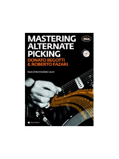 Mastering Alternate Picking + CD Books and CDs | Guitar
