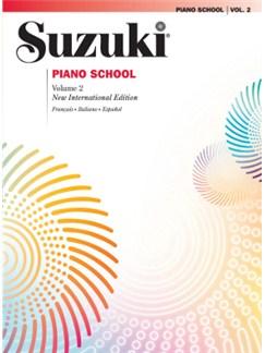 Suzuki Piano School - Vol.2 (French/Spanish Edition) Books | Piano