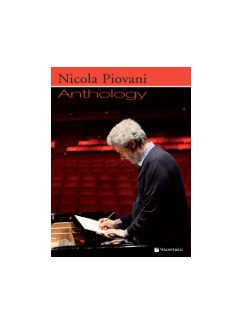 Nicola Piovani Anthology Books | Piano