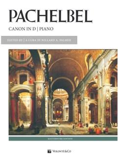 Canon In D - Piano Books | Piano