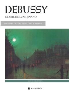 Claire De Lune - Piano Books | Piano