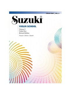Suzuki Violin School 2 (French/Spanish Edition) Books | Violin