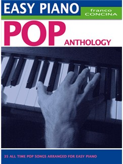 Easy Pop Piano Anthology Books | Easy Piano