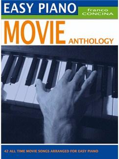 Easy Piano Movie Anthology Books | Easy Piano