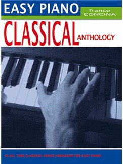 Easy Piano Classical Anthology Books | Easy Piano