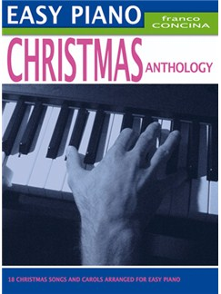 Easy Piano Christmas Anthology Books | Easy Piano