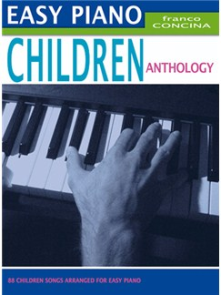 Easy Piano Children Anthology Books | Easy Piano
