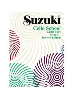 Suzuki Cello School 1 Books | Cello