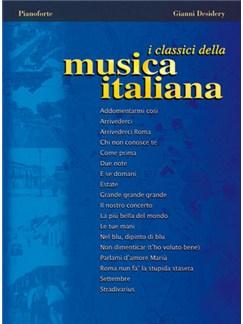 Classici Della Musica Italiana Books | Piano