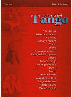 Classici Del Tango Books | Piano