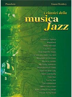 Classici Della Musica Jazz Books | Piano