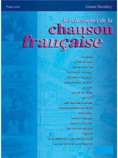 Classiques Chanson Francaise Books   Piano
