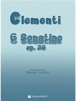 6 Sonatine (Rev. Maria Vacca) Books | Piano