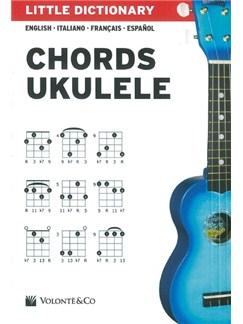 Pierluigi Bontempi: Ukulele Chords Books   Ukulele