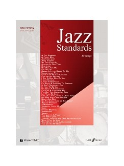 Jazz Standards Collection Bog | Klaver, sang og guitar