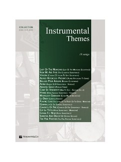 Instrumental Themes Collection Books | Piano, Vocal & Guitar