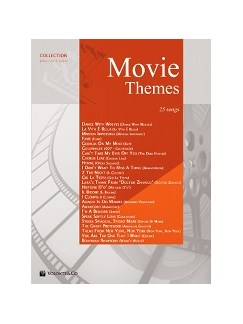 Movie Themes Collection Books | Piano